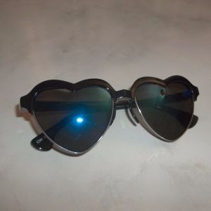 Other - Hipster Hearts Boys Girls Aviator Sunglasses 2-6 Y